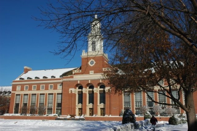 Biblioteca da Oklahoma State University, Stillwater, Oklahoma