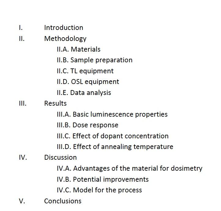 Qual a estrutura de um artigo cientifico